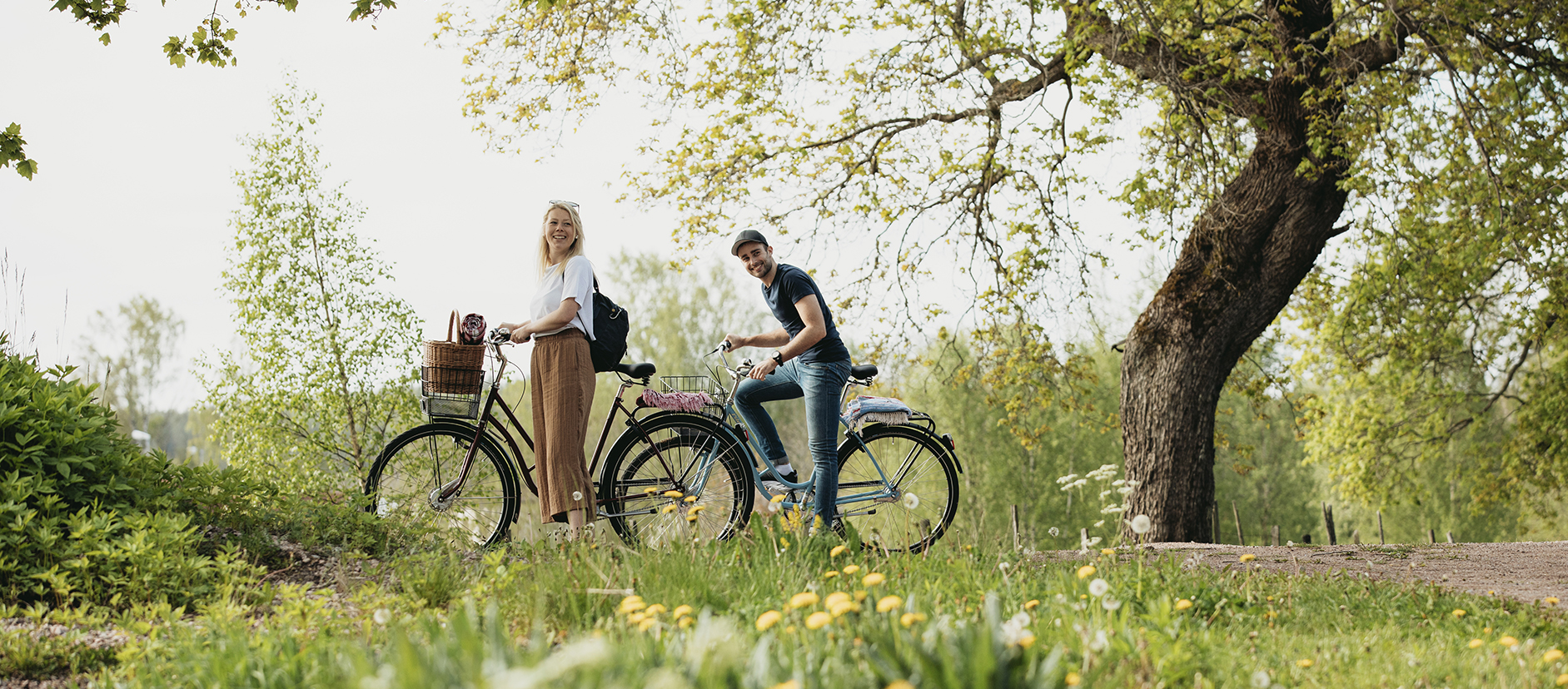 Discover Vimmerby by bike
