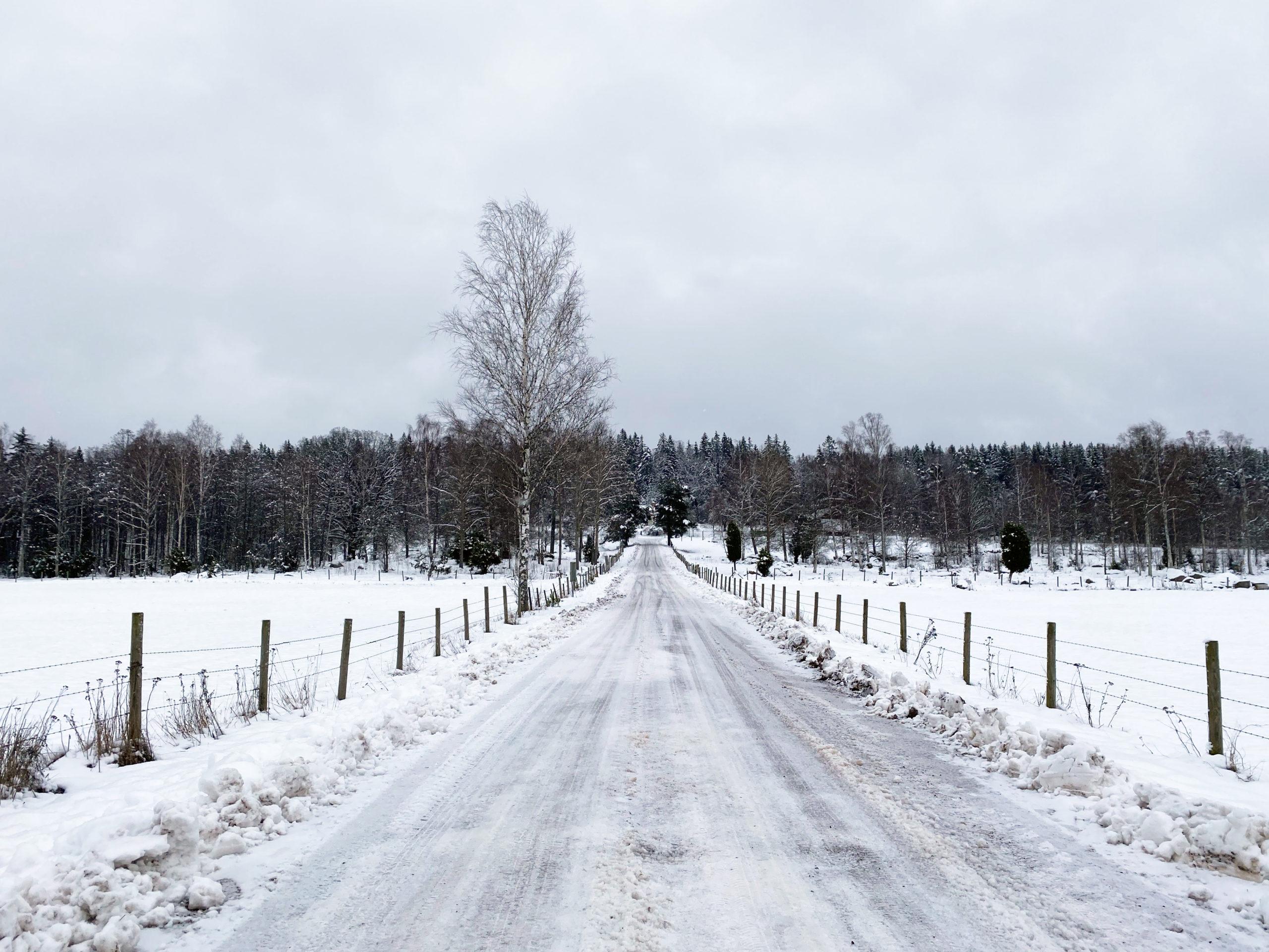 En vinter i Vimmerby
