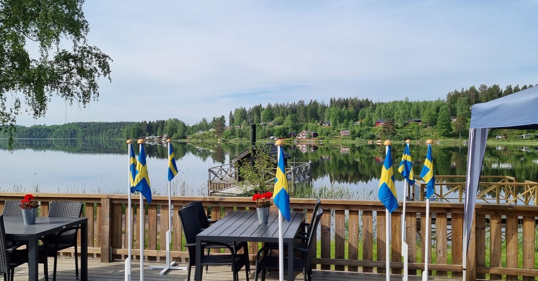 Sommaren på rivierans veranda – Vimmerby Camping