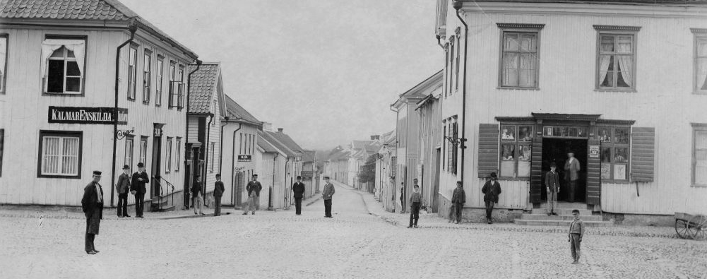 A walk through Vimmerby's culture and history