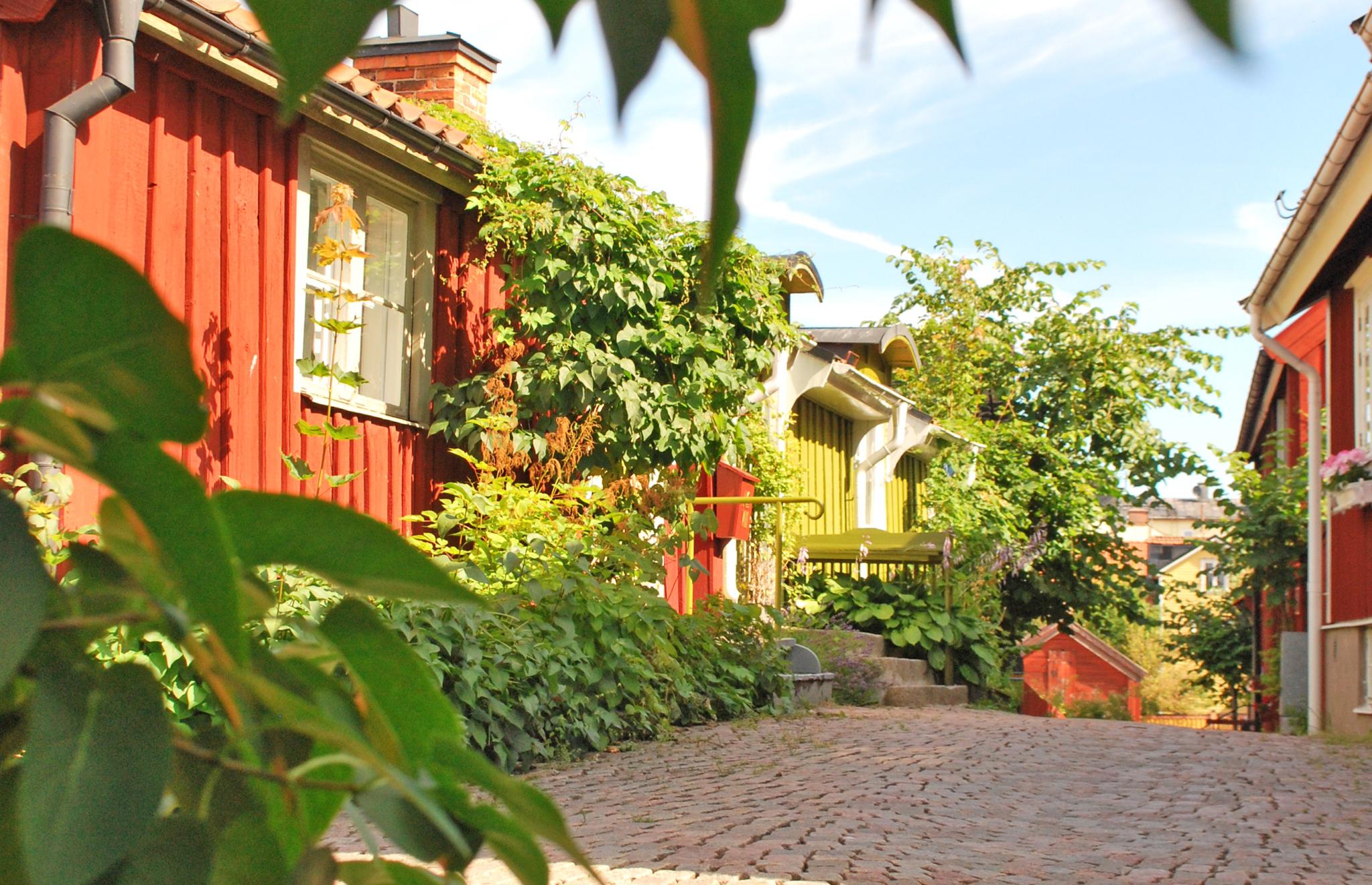 In the footsteps of Astrid Lindgren